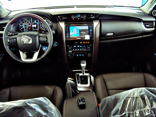 Toyota Hilux SW4 2.8 SRX 4X4 16V TURBO INTERCOOLER  - Foto 10