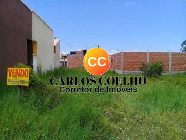 MkCód: 18Terreno em Unamar - Tamoios -Cabo Frio !),;: