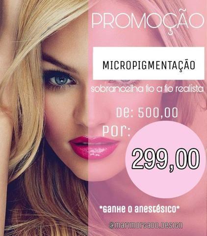 Microblading (Micropigmentação)