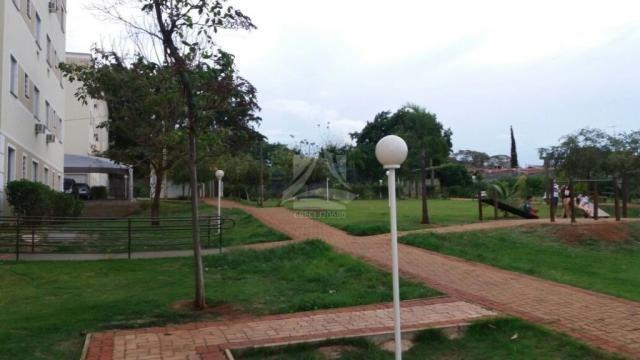 Apartamento à venda com 2 dormitórios em Parque recanto lagoinha, Ribeirão preto cod:58698 - Foto 13