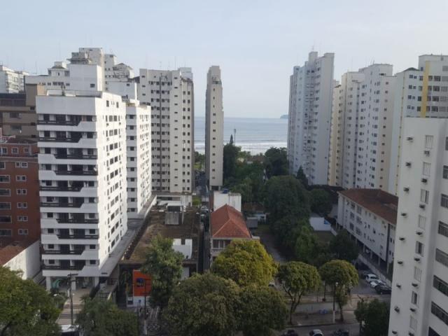 Apartamento para alugar com 2 dormitórios em Embaré, Santos cod:AP00437 - Foto 2