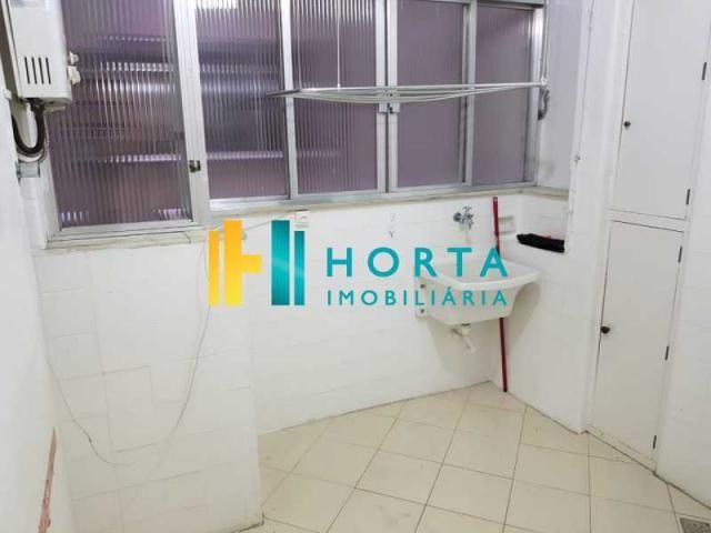 Apartamento para alugar com 2 dormitórios em Copacabana, Rio de janeiro cod:CPAP20862 - Foto 18