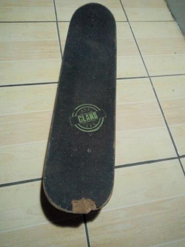 Skate clans rolamento red bones
