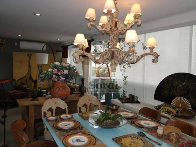 Apartamento com 4 dormitórios à venda, 227 m² por r$ 1.599.000 - jardim botânico - ribeirã - Foto 6