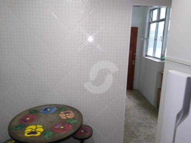Apartamento com 2 dormitórios para alugar, 121 m² por r$ 1.800,00/ano - icaraí - niterói/r - Foto 15