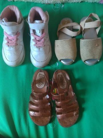 Kit Calçados Infantil