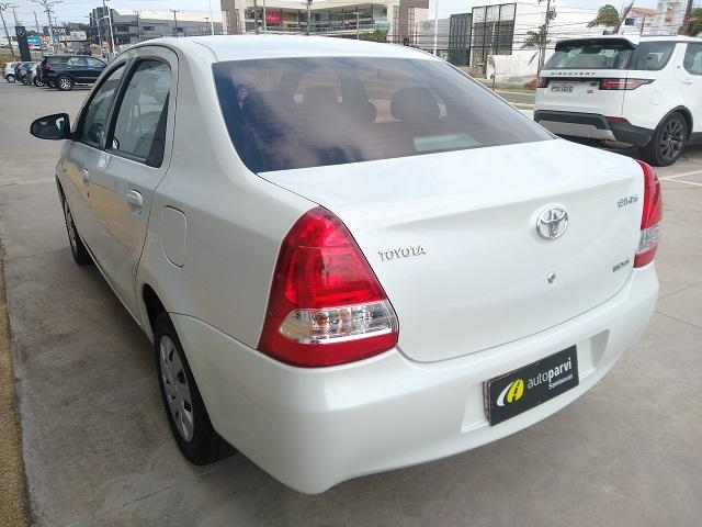TOYOTA ETIOS 1.5 XS SEDAN 16V FLEX 4P MANUAL - Foto 5