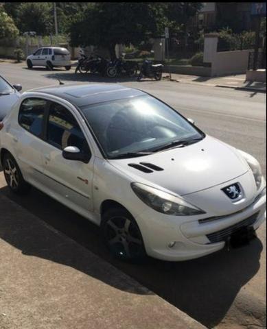 Peugeot 207 1.6 flex