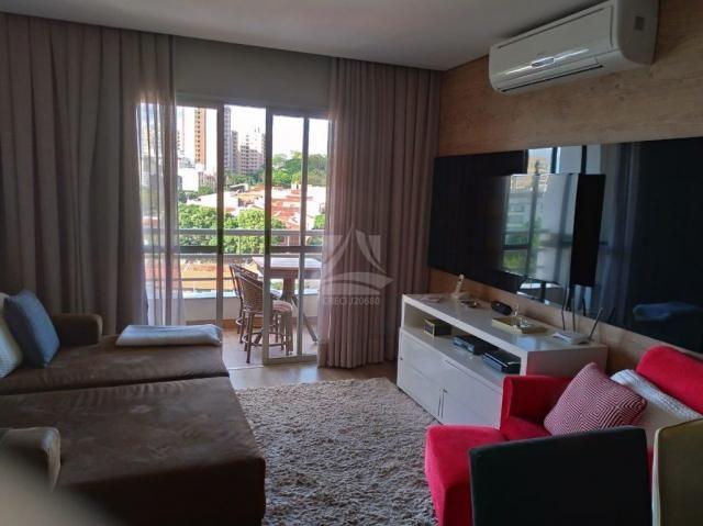 Apartamento à venda com 3 dormitórios em Jardim palma travassos, Ribeirão preto cod:58725 - Foto 2
