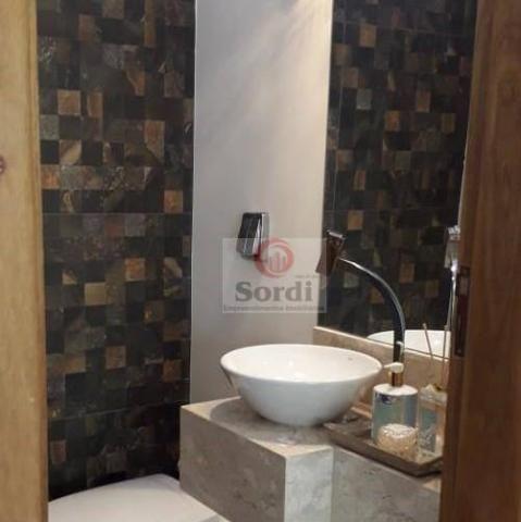 Casa com 4 dormitórios à venda, 304 m² por r$ 1.590.000 - condomínio buona vita ribeirão - - Foto 2