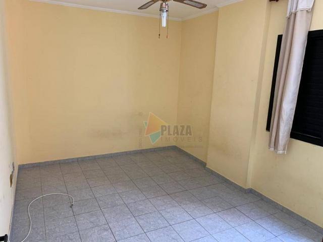 Apartamento com 1 dormitório à venda, 45 m² por r$ 160.000 - vila guilhermina - praia gran - Foto 7