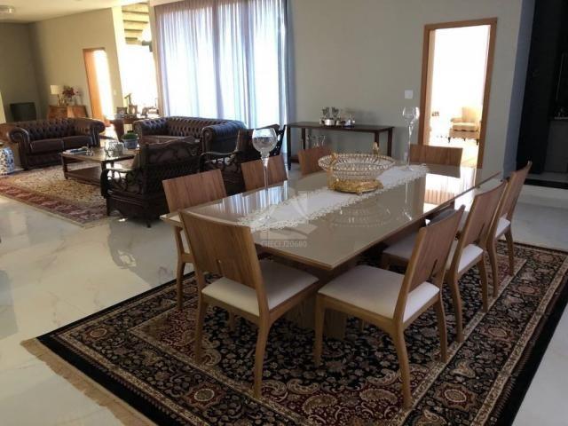 Casa de condomínio à venda com 5 dormitórios em Alphaville, Ribeirão preto cod:43924 - Foto 17