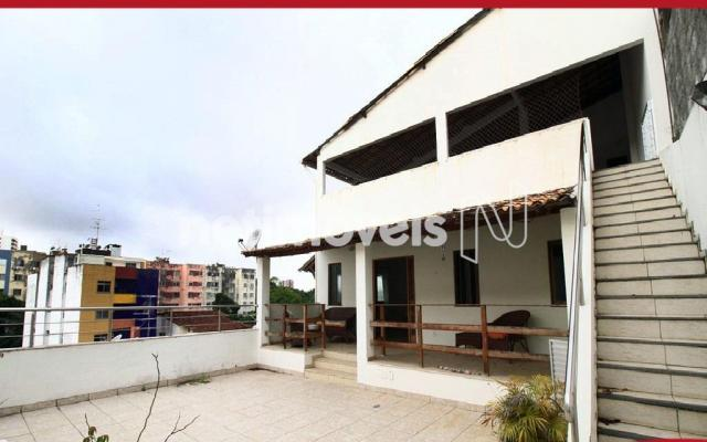 Casa para alugar com 4 dormitórios em Pernambués, Salvador cod:777015