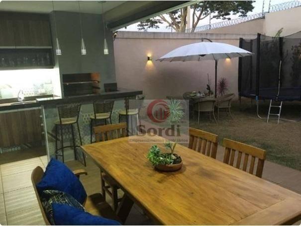 Sobrado com 3 dormitórios à venda, 189 m² por r$ 790.000 - vila do golfe - ribeirão preto/