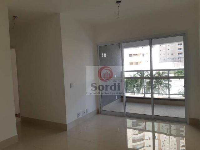Apartamento com 2 dormitórios à venda, 73 m² por r$ 520.000 - jardim são luiz - ribeirão p - Foto 2