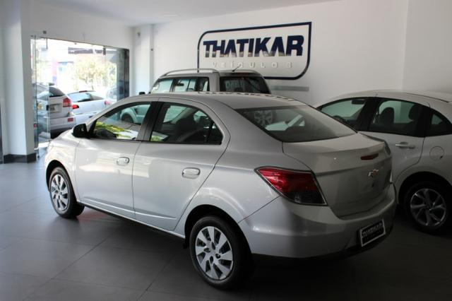 Prisma LT 1.4 2014/2015 Completo , ABS , Air Bag, super conservado ! - Foto 7
