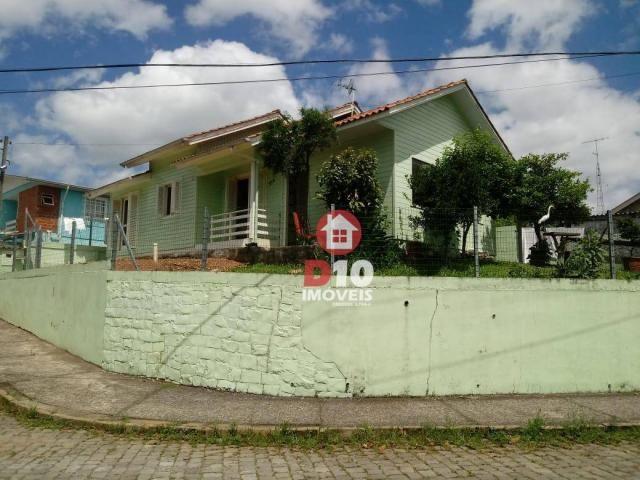 Casa com 3 dormitórios à venda, 132 m² por r$ 530.000,00 - santo antão - bento gonçalves/r - Foto 2