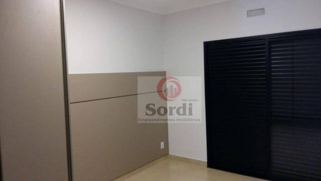 Sobrado com 3 suítes à venda, 205 m² por r$ 890.000 - condomínio buona vita - ribeirão pre - Foto 16