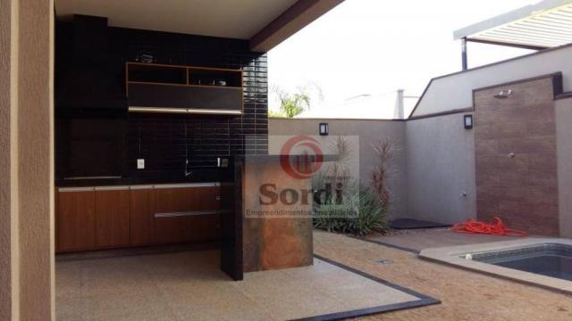 Sobrado com 3 suítes à venda, 205 m² por r$ 890.000 - condomínio buona vita - ribeirão pre - Foto 5
