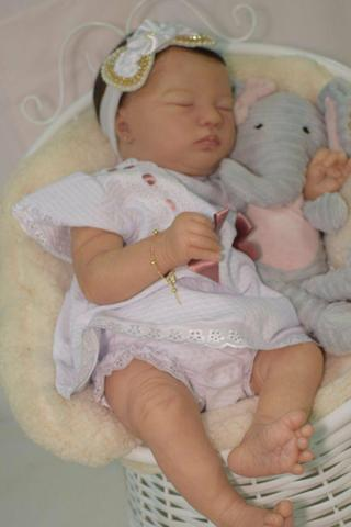 Vende se lindos bebê Reborn - Foto 3