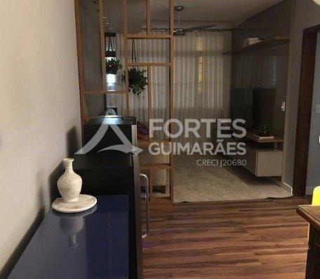 Apartamento à venda com 2 dormitórios em Jardim palma travassos, Ribeirão preto cod:58830 - Foto 2