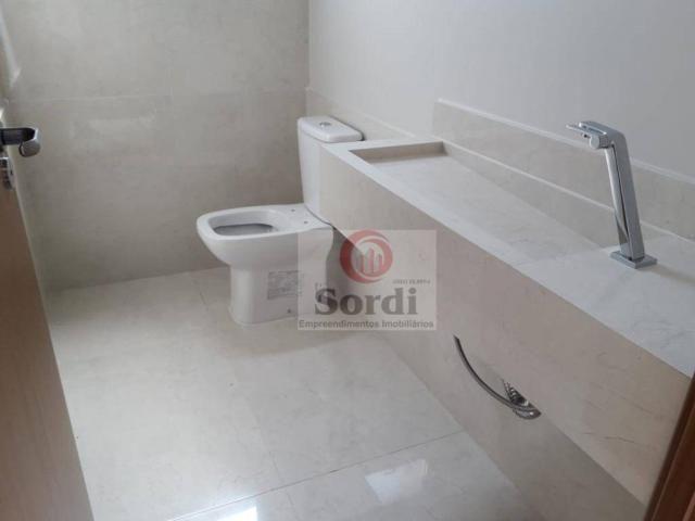 Casa com 3 dormitórios à venda, 165 m² por r$ 780.000 - vila do golf - ribeirão preto/sp - Foto 4