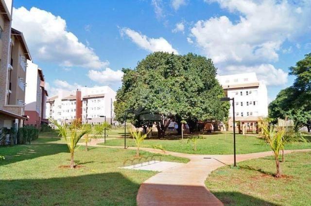 Apartamento à venda com 3 dormitórios em Jardim são josé, Ribeirão preto cod:58763 - Foto 3