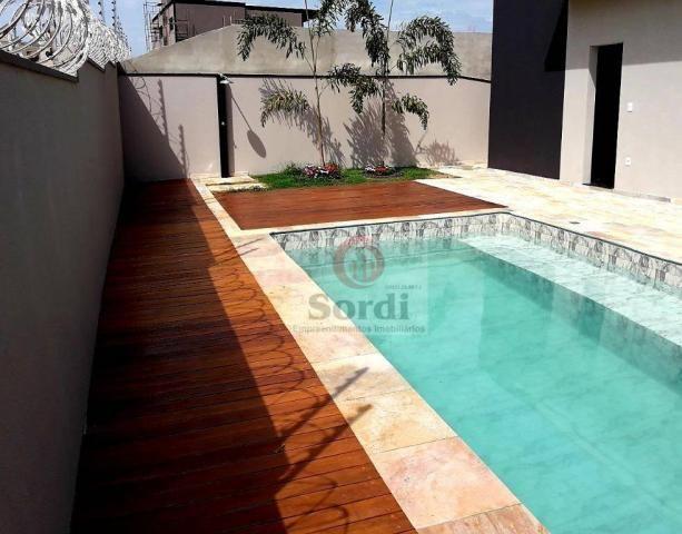 Casa com 3 dormitórios à venda, 165 m² por r$ 780.000 - vila do golf - ribeirão preto/sp - Foto 17