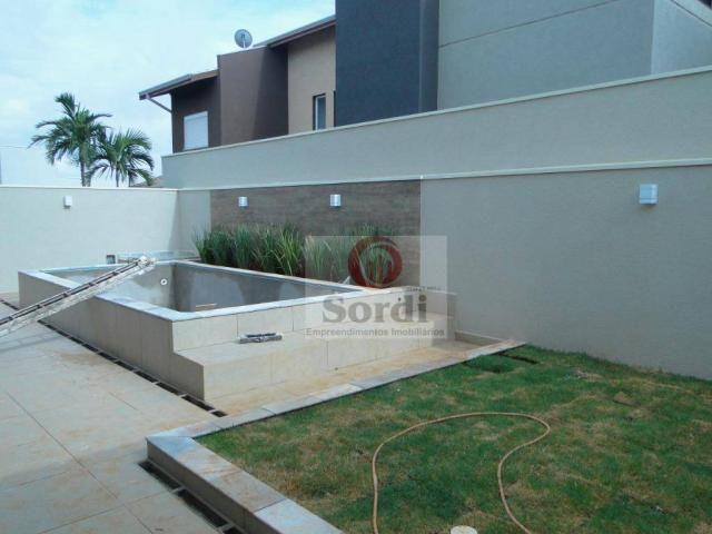 Sobrado com 3 dormitórios à venda, 207 m² por r$ 980.000 - quinta da primavera - ribeirão  - Foto 2