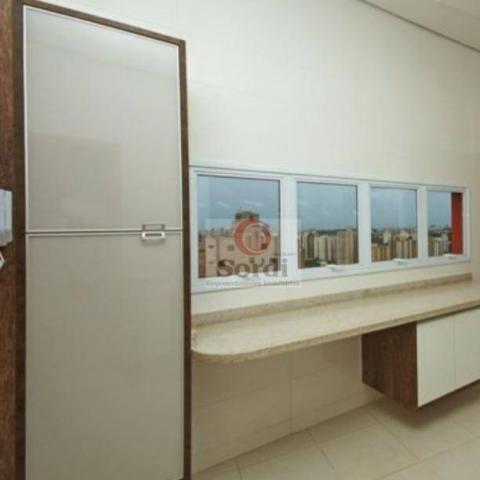 Apartamento com 3 dormitórios à venda, 122 m² por r$ 680.000 - jardim irajá - ribeirão pre - Foto 13