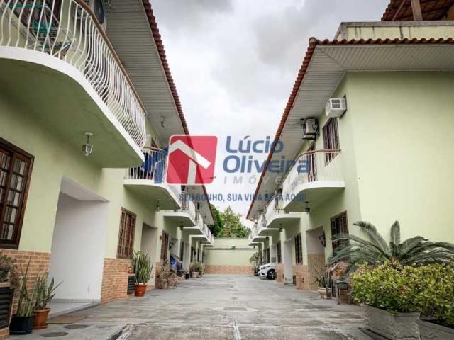 Casa de condomínio à venda com 2 dormitórios em Braz de pina, Rio de janeiro cod:VPCN20026