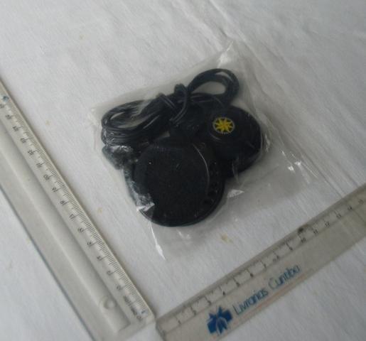 Colecionável Antigo - Fone de Ouvido da Varig - Lacrado - Foto 4