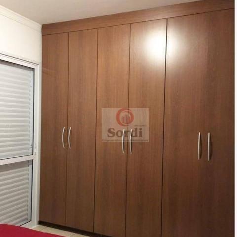 Apartamento com 2 dormitórios à venda, 82 m² por r$ 380.000 - jardim paulista - ribeirão p - Foto 9