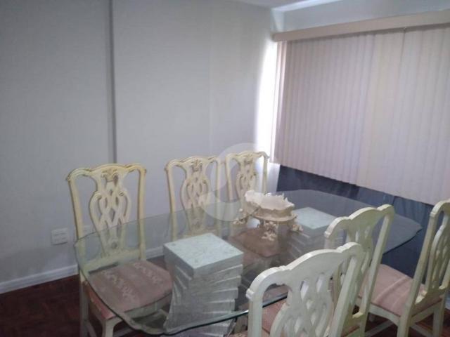Apartamento com 2 dormitórios para alugar, 121 m² por r$ 1.800,00/ano - icaraí - niterói/r - Foto 8