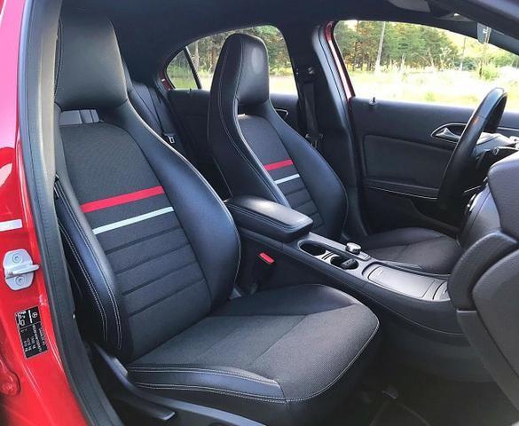 Mercedes A200 Style Zerada Placa I - Corolla Jetta Golf Bmw Audi A3 - Foto 17