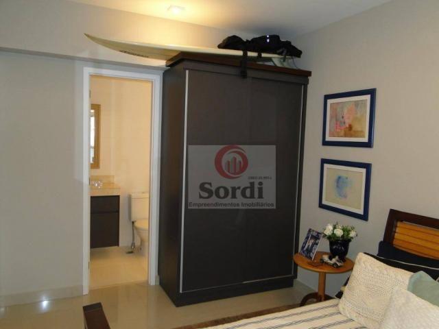 Apartamento com 4 dormitórios à venda, 227 m² por r$ 1.599.000 - jardim botânico - ribeirã - Foto 14