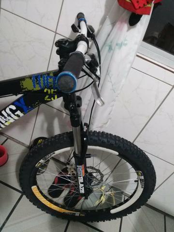 Bicicleta Vikingx nova (Entrego) - Foto 2