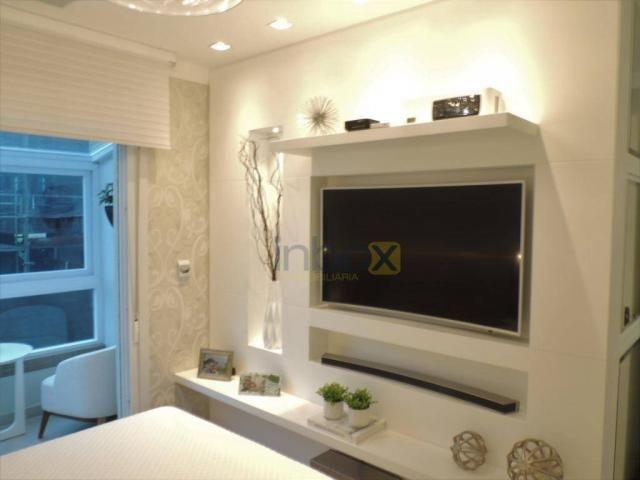 Inbox vende: excelente apartamento de 3 dormitórios (sendo uma suíte, e um escritório), em - Foto 19