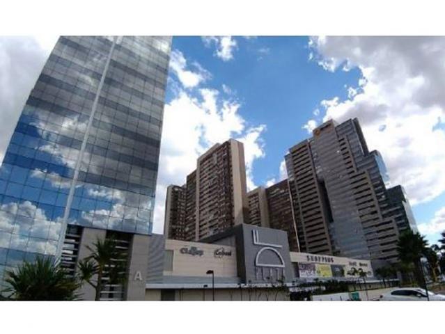 Apartamento à venda com 1 dormitórios em Norte, Águas claras cod:1L18037I139797