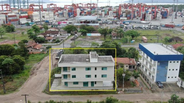 Prédio à venda, 459 m² por r$ 1.250.000 - santa terezinha - itapoá/sc