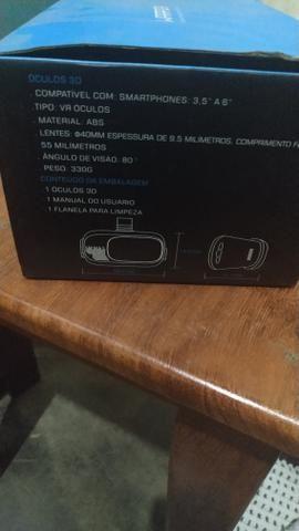 Óculos de realidade virtual Gamer - Foto 2