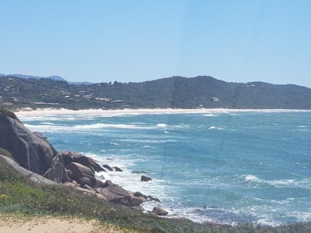 Terreno na Praia do Rosa Imbituba SC para moradia ou pousada próximo ao centro do Rosa - Foto 9