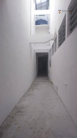 Salão para alugar, 90 m² por R$ 3.000/mês - Vila Guiomar - Santo André/SP - Foto 7