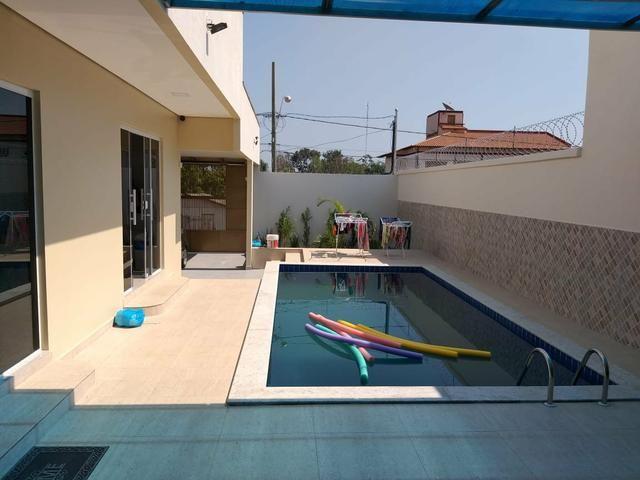 Excelente casa nova alto padrão pode financiar - Foto 2