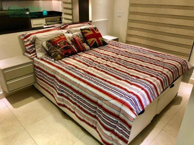 Studio com 1 dormitório para alugar, 36 m² por r$ 1.950/mês - vila augusta - guarulhos/sp - Foto 7