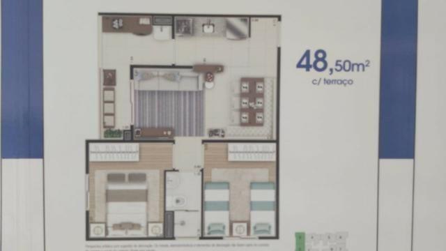 Código MA40 - Apto 52m² com 2 dorms, suite, varanda Gourmet - 400 metros da Estação Osasco - Foto 19