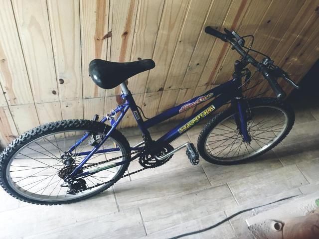 Bicicleta borbec aro 24