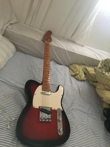 Guitarra SX TL vintage - Foto 5