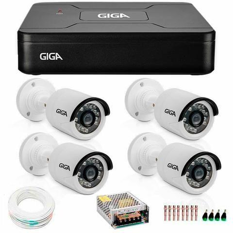 Cameras de segurança por apenas R$1299,00