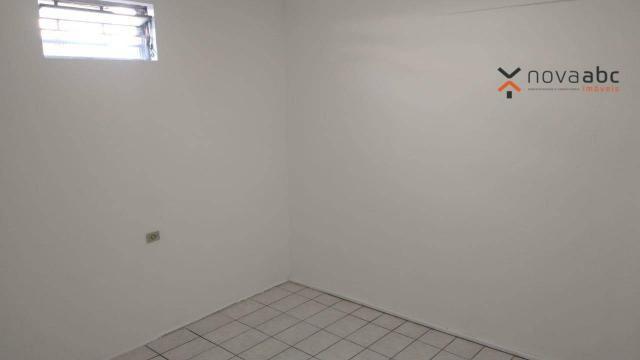 Sala para alugar, 42 m² por R$ 800/mês - Centro - Santo André/SP - Foto 2